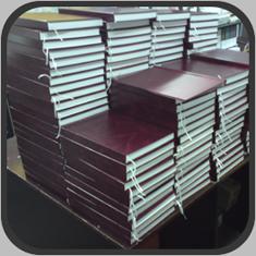 Zamówienie Oprawa prac dyplomowych i innych dokumentów
