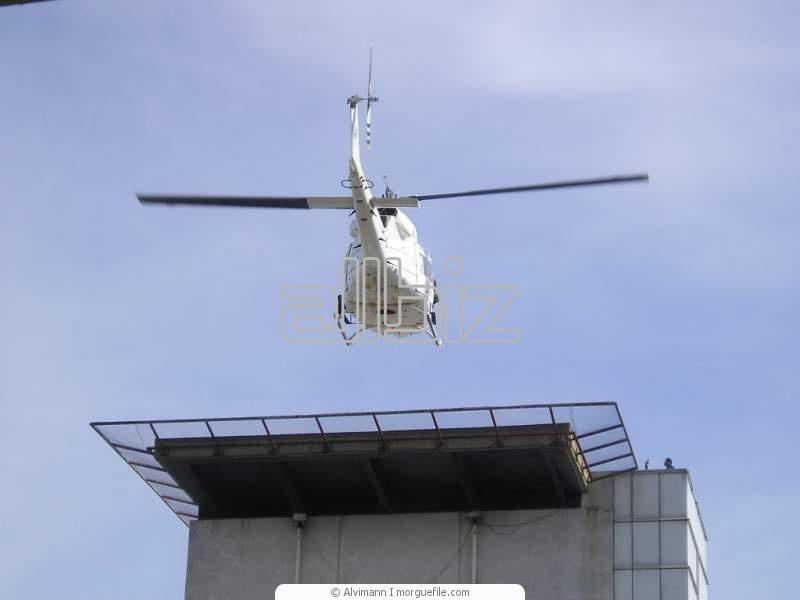 Zamówienie Projektowanie lotnisk dla helikopterów