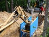 Zamówienie Wykonawstwo sieci wodno- kanalizacyjnych