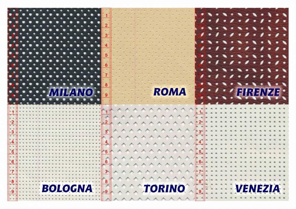 Zamówienie Perforowanie skór i materiałów tapicerskich