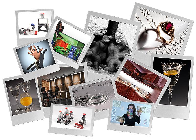 Zamówienie Fotografia reklamowa, produktowa oraz artystyczna