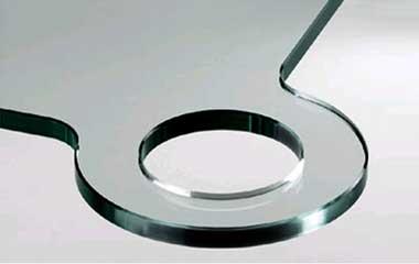 Zamówienie Szlifowanie szkła prostoliniowe