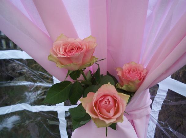 Zamówienie Kwiaty na ślub