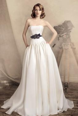 Zamówienie Wynajem sukni ślubnych