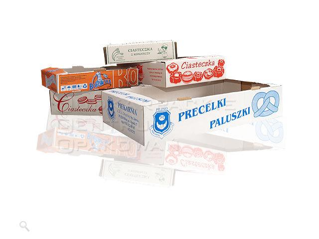 Zamówienie Nadruki na opakowaniach - na reklamówkach, workach, torbach, pudełkach