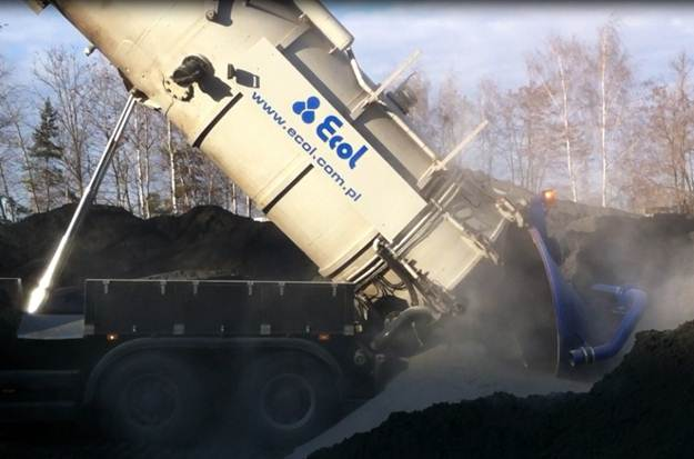 Zamówienie Odkurzanie przemysłowe w strefach zagrożonych wybuchem