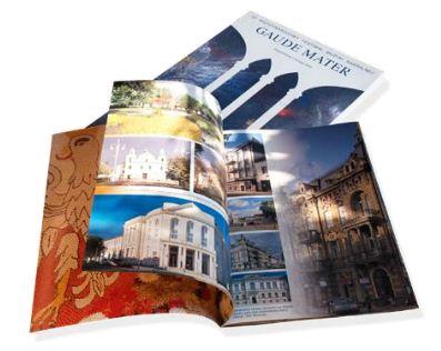 Zamówienie Produkcja druków reklamowych: broszury, katalogi, kalendarze