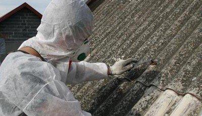 Zamówienie Usuwanie azbestu