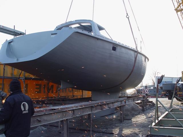 Zamówienie Jachty stalowe