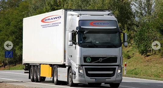 Zamówienie Usługi spedycyjno-transportowe