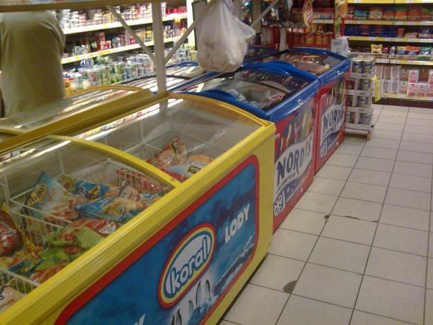 Zamówienie Sprzęt chłodniczy