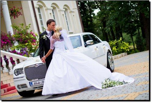 Zamówienie Limuzyny do ślubu wynajem