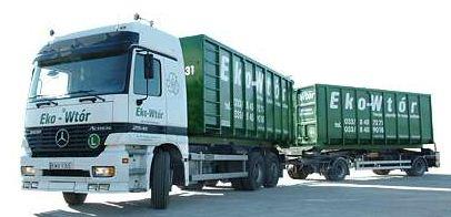 Zamówienie Odbiór odpadów z miejsc ich wytwarzania