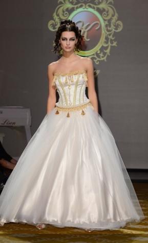 Zamówienie Szycie sukni ślubnych