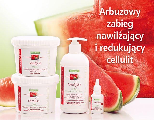 Zamówienie Arbuzowy zabieg nawilżający i likwidujący cellulit