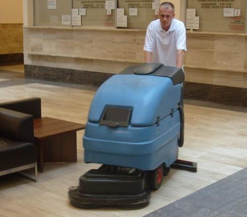 Zamówienie Usługi sprzątania