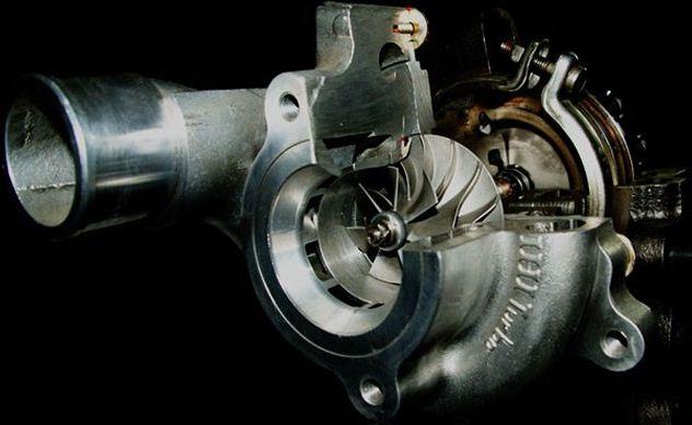 Zamówienie Naprawa turbosprężarek