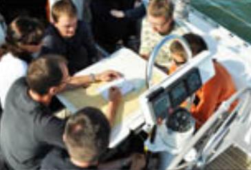 Zamówienie Szkolenie na sternika jachtowego.