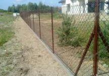 Zamówienie Budowa ogrodzeń