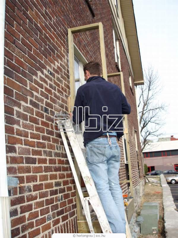 Zamówienie Regulacja i naprawa okien