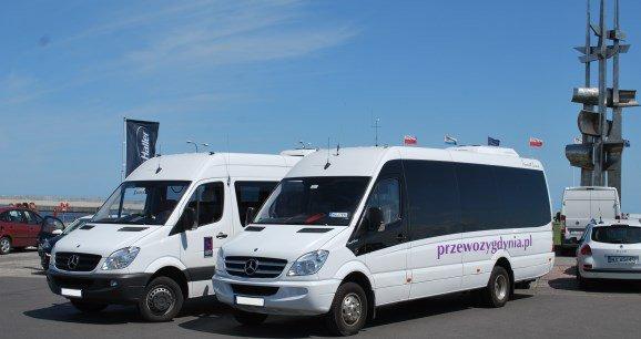 Zamówienie Krajowy i miedzynarodowy przewóz osób