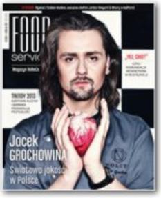 """Zamówienie Prenumerata roczna miesięcznika """"Food Service"""""""
