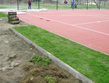 Zamówienie Usługi projektowania trawników.