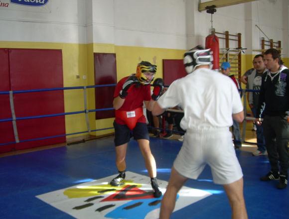 Zamówienie Treningi bokserskie
