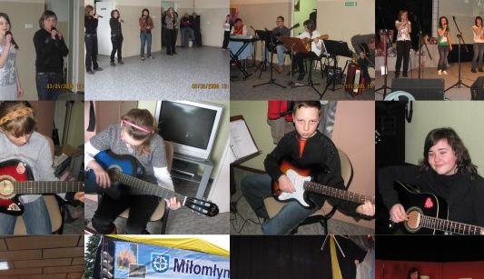 Zamówienie Nauka gry na instrumentach muzycznych