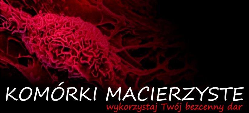 Zamówienie Komórki macierzyste, Leczenie przy użyciu komórek macierzystych