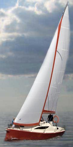 Zamówienie Usługi krawieckie - żagle turystyczne dla jachtów wszystkich typów