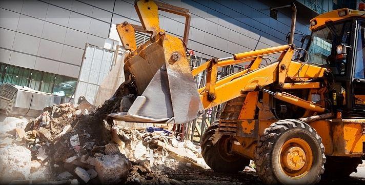 Zamówienie Wyburzenia, rozbiórki, demontaż wszelkich małych i wielkich obiektów