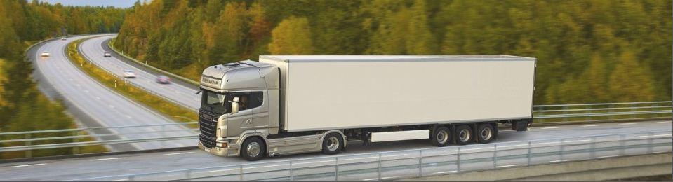 Zamówienie Międzynarodowy transport ładunków
