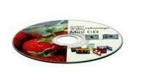 Zamówienie Nadruk na płytach CD cyfrowy offsetowy w technice sitodruku