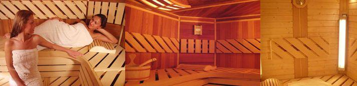 Zamówienie Sauna