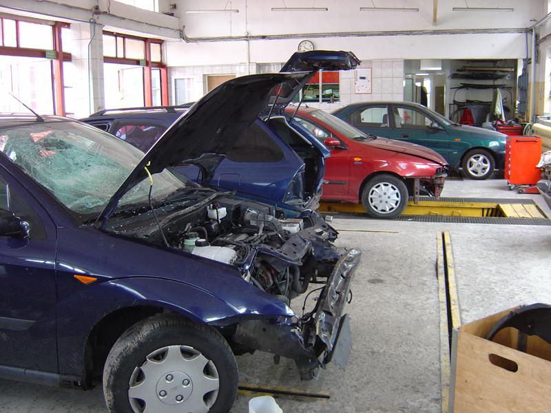 Zamówienie Naprawa samochodowa