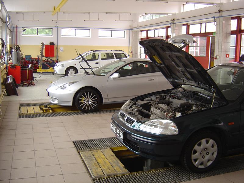 Zamówienie Diagnostyka samochodowa