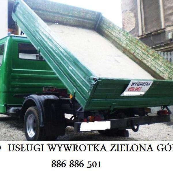 Zamówienie Transport Wywrotka, Os.Fiz.
