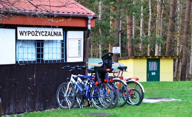 Zamówienie Wypożyczalnia rowerów