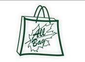 Druk promocyjny i reklamowy na torbach papierowych, materiałowych, jednokolorowy lub wielokolorowy