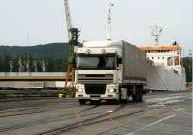 Usługi transportowe i spedycyjne.
