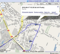 Monitoring GPS obsługa za m-c z GPRS na terenie