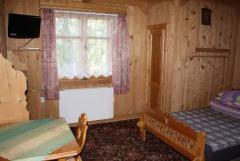 Wygodne pokoje w bliskim sąsiedztwie gór