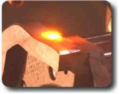 Hartowanie laserowe.