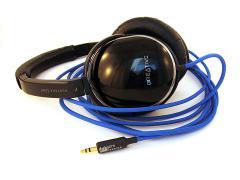 Recabling, naprawa słuchawek, kable audio, kolorowe słuchawki