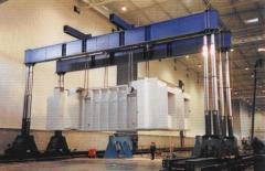 Instalacje oraz relokacje maszyn i linii