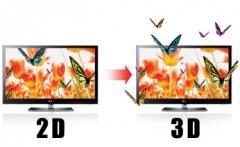 Konwersja 2D do 3D