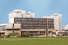 Budynki wykładowe