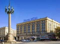 Hotel w centrum Warszawy