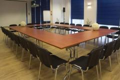 Sala szkoleniowo-konferencyjna i catering.